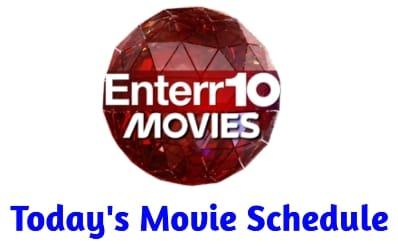 enterr10 movie channel schedule